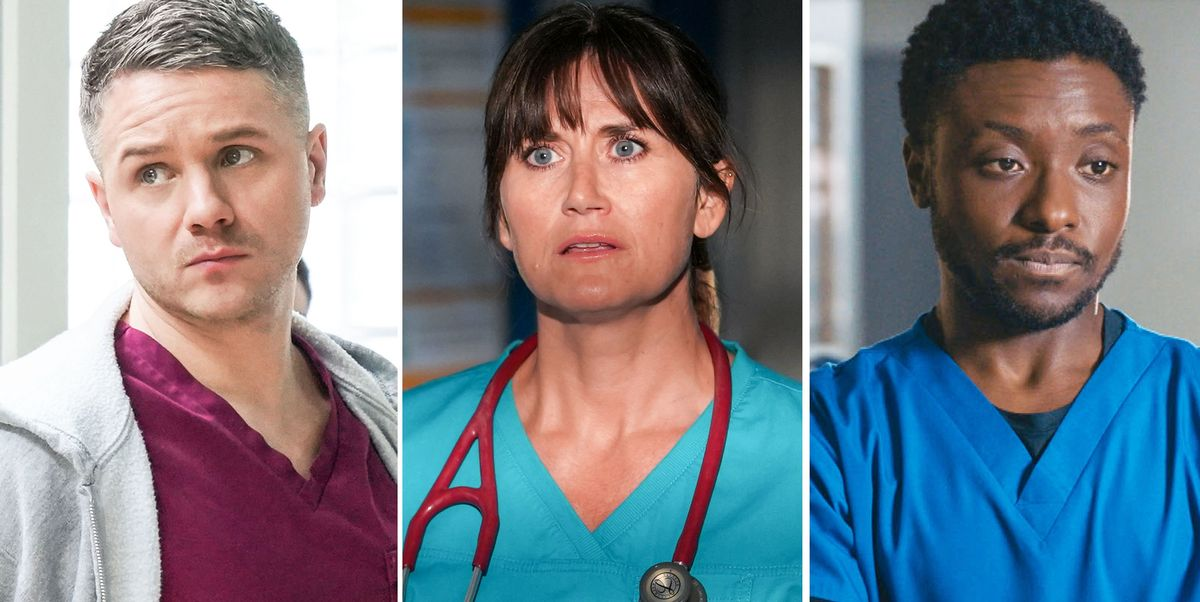 7 Holby City spoilers for next week