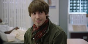 Casualty's Max Walker in Holby City