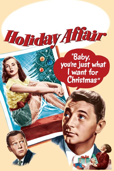 holiday affair best christmas movies - Best Christmas Movie Ever