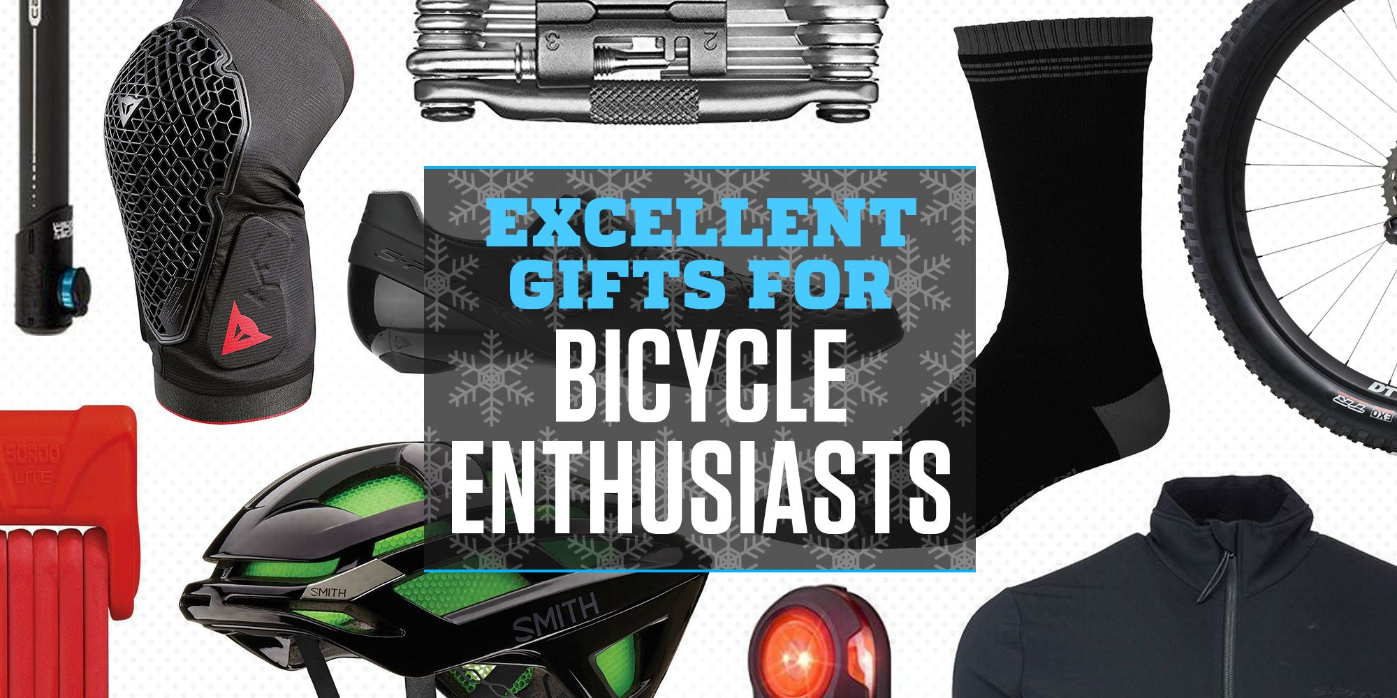 21 Excellent Gifts for Bicycle Enthusiasts