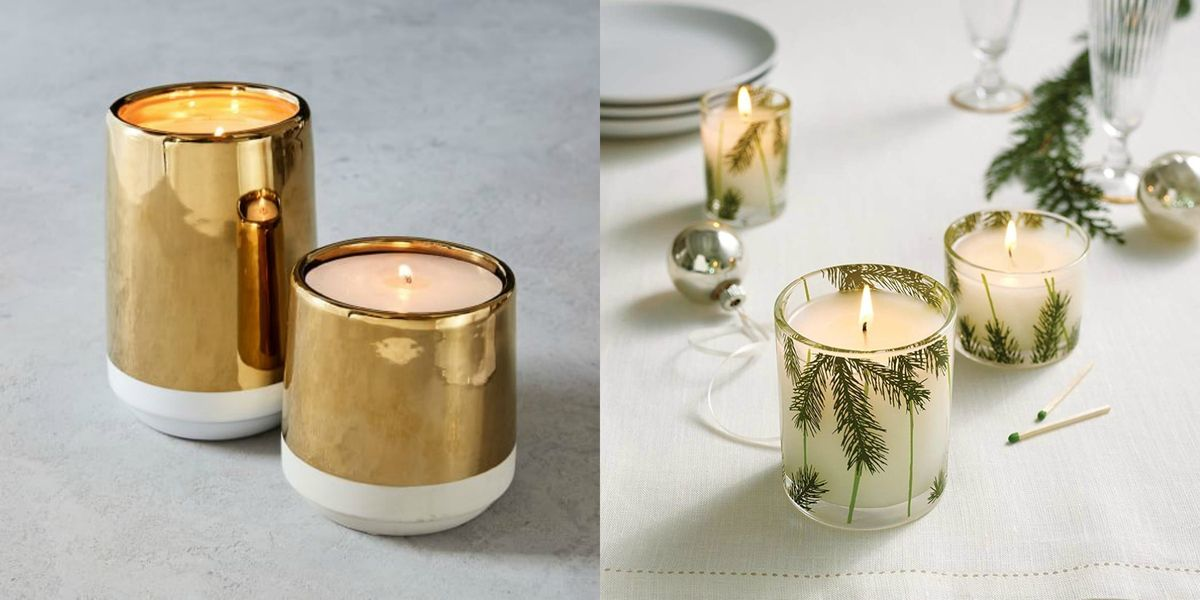 17 best christmas scented candles festive smelling holiday candles