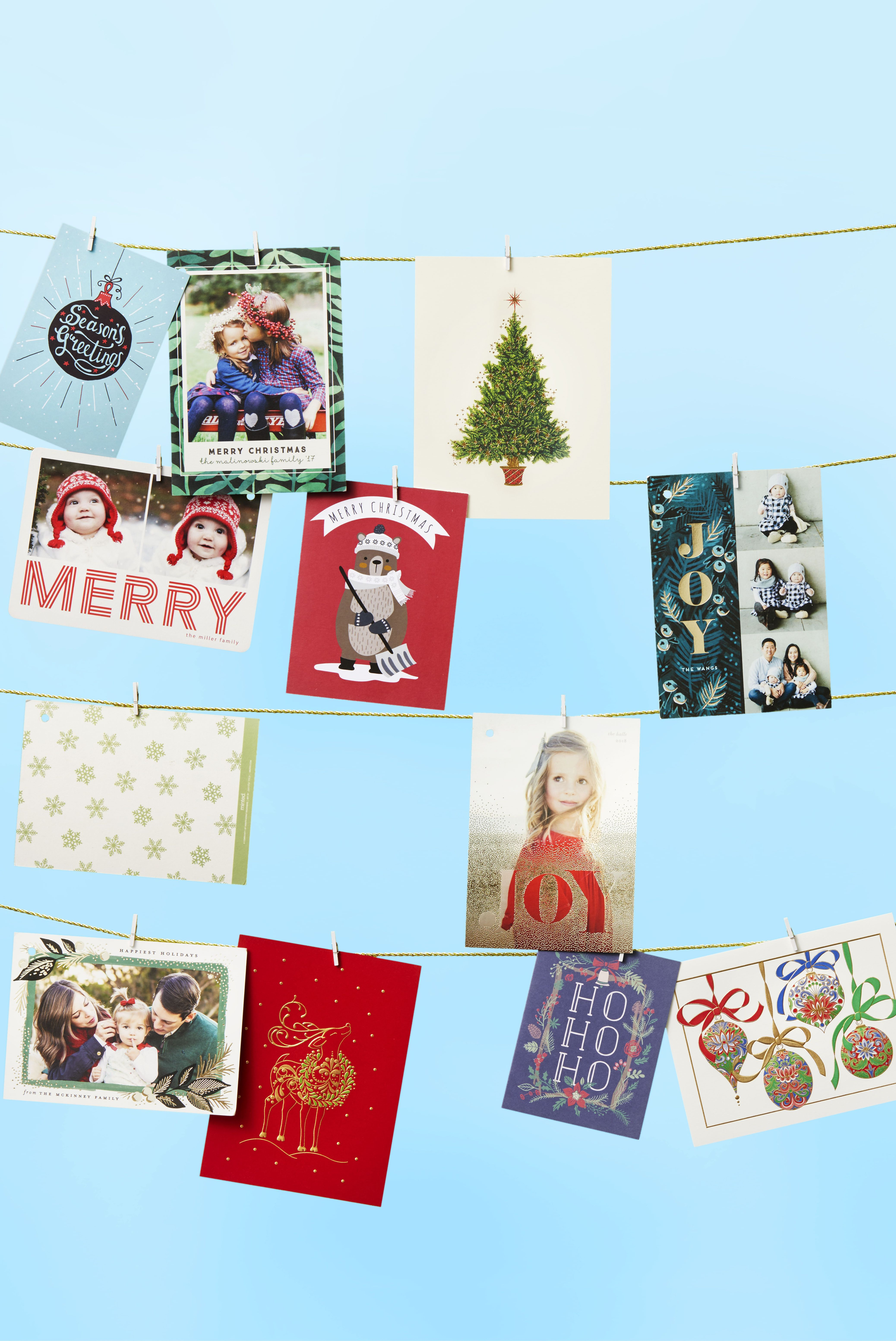 Christmas Crafts Holiday Cards