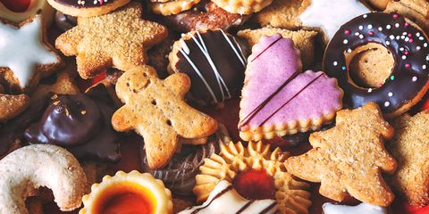 Dominate the Holiday Office Party Game With These Cookie Recipes