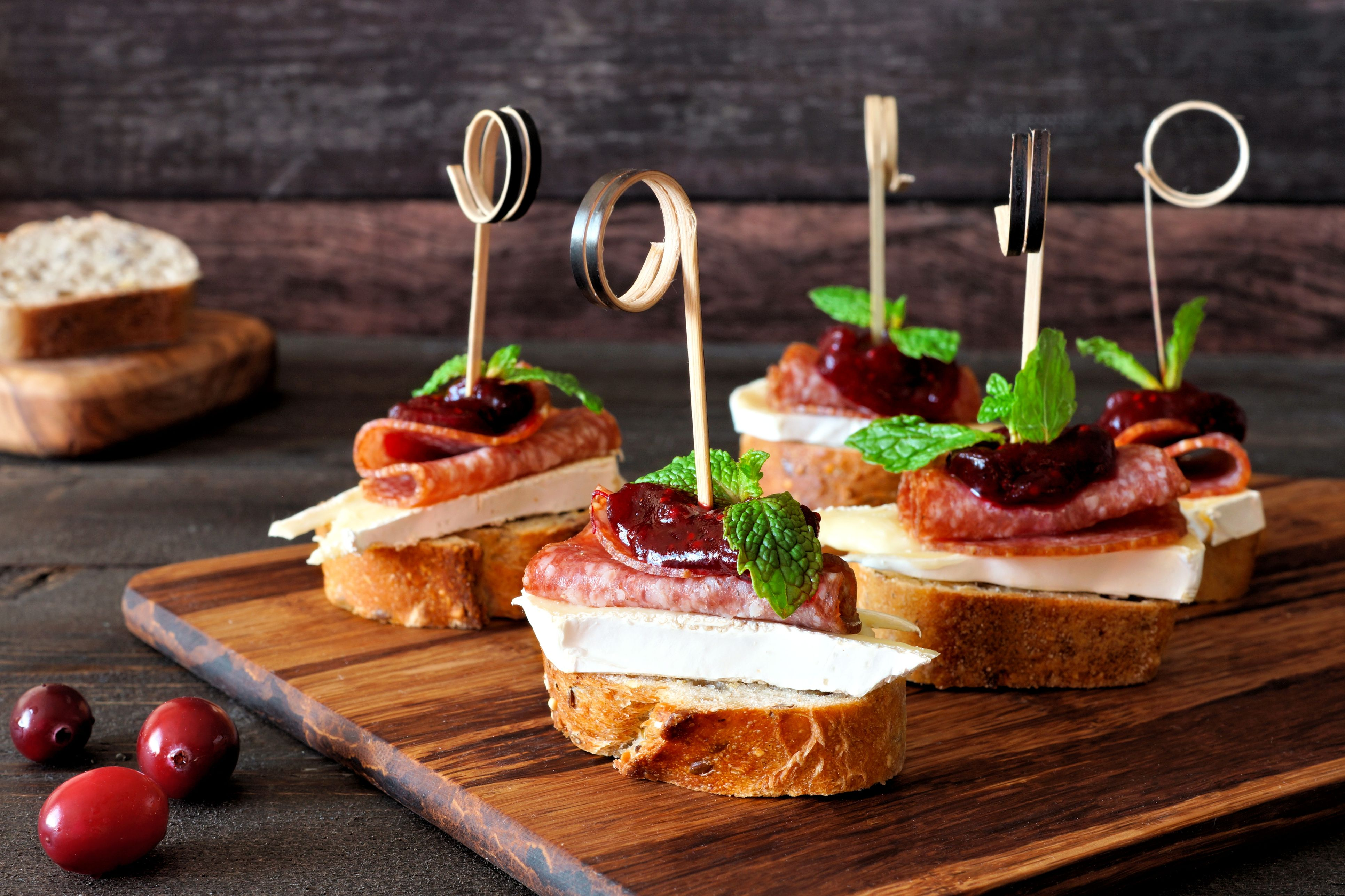 40 Effortless New Year's Eve Party Appetizers - New Year's