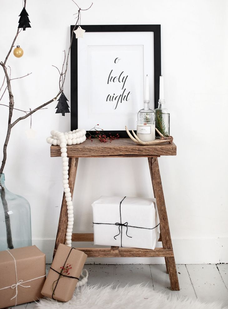 desk alternatives for small space folding 27 easy christmas home decor ideas small space apartment decoration for holidays