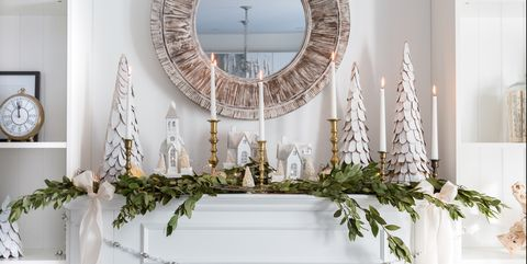 holiday decor small space