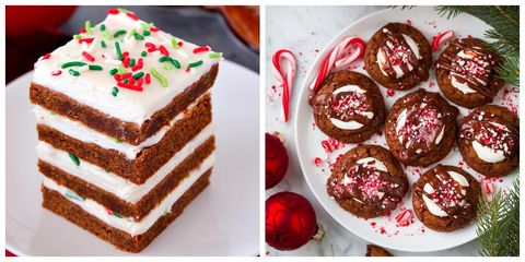 holiday desserts - Christmas Pies