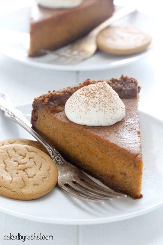 holiday desserts pumpkin