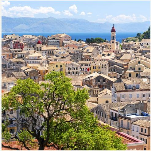 Holiday destinations Europe