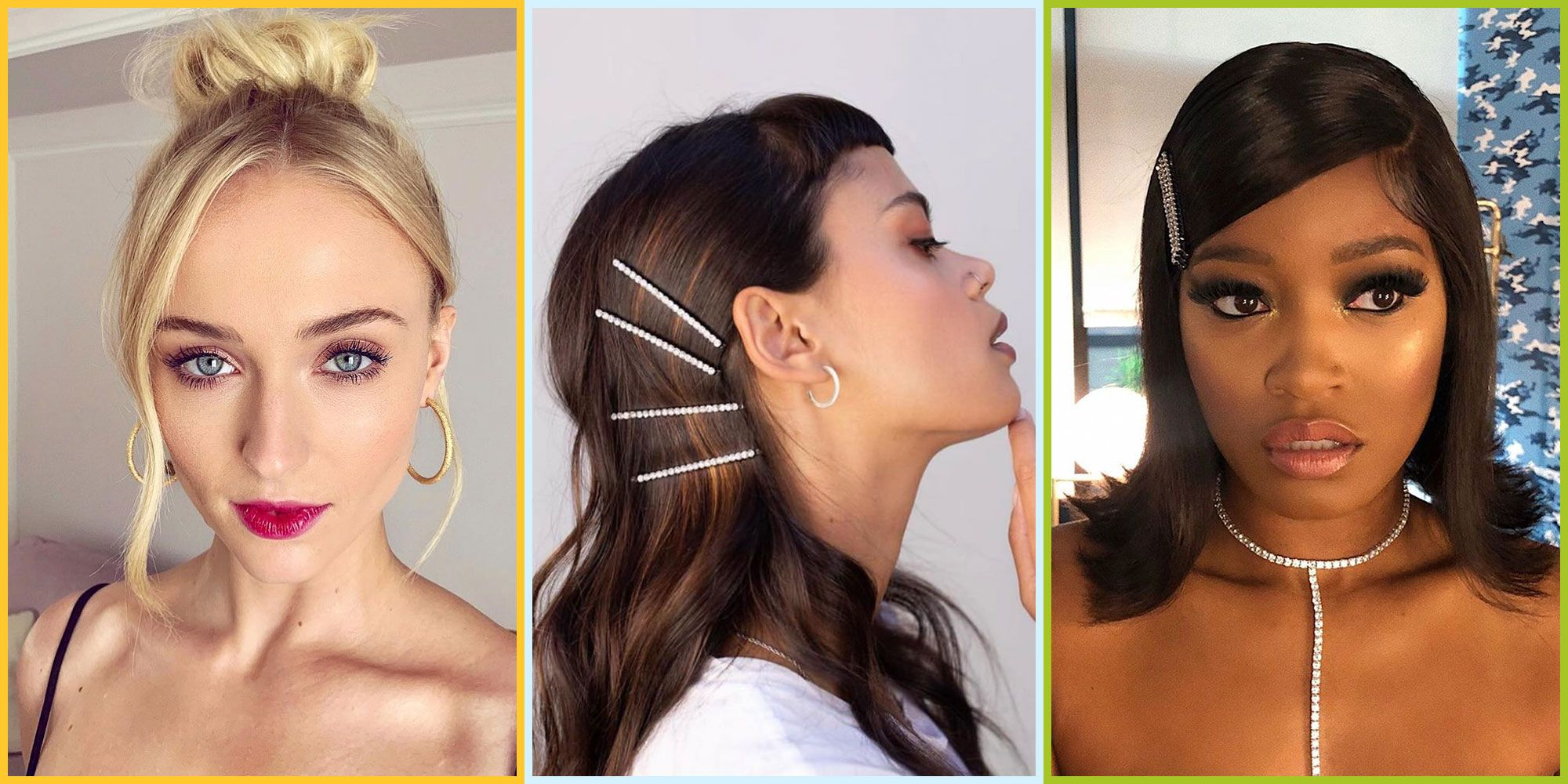 15 Christmas and Holiday Hairstyles That'll Get You in the Holiday Spirit ASAP