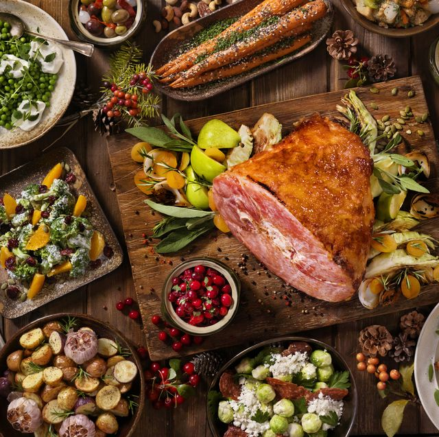 healthy christmas dishes