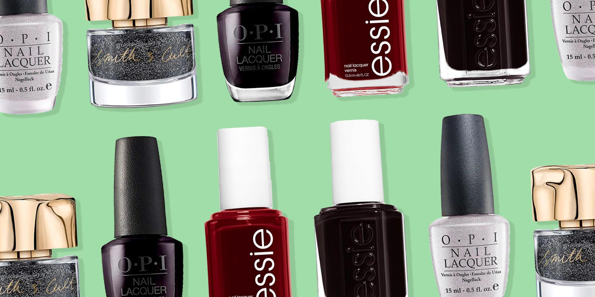 15 Festive Holiday Nail Colors For 2020 Best Christmas Nail Polish