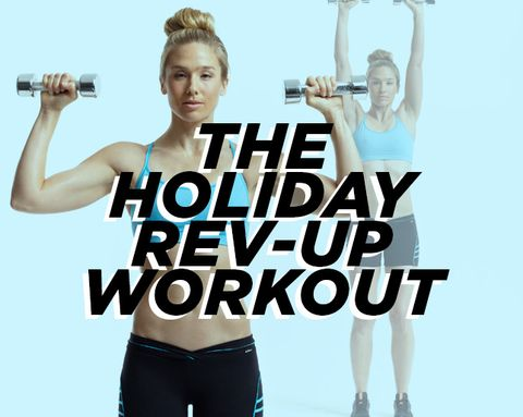 The Workout That Will Boost Your Metabolism Before Thanksgiving