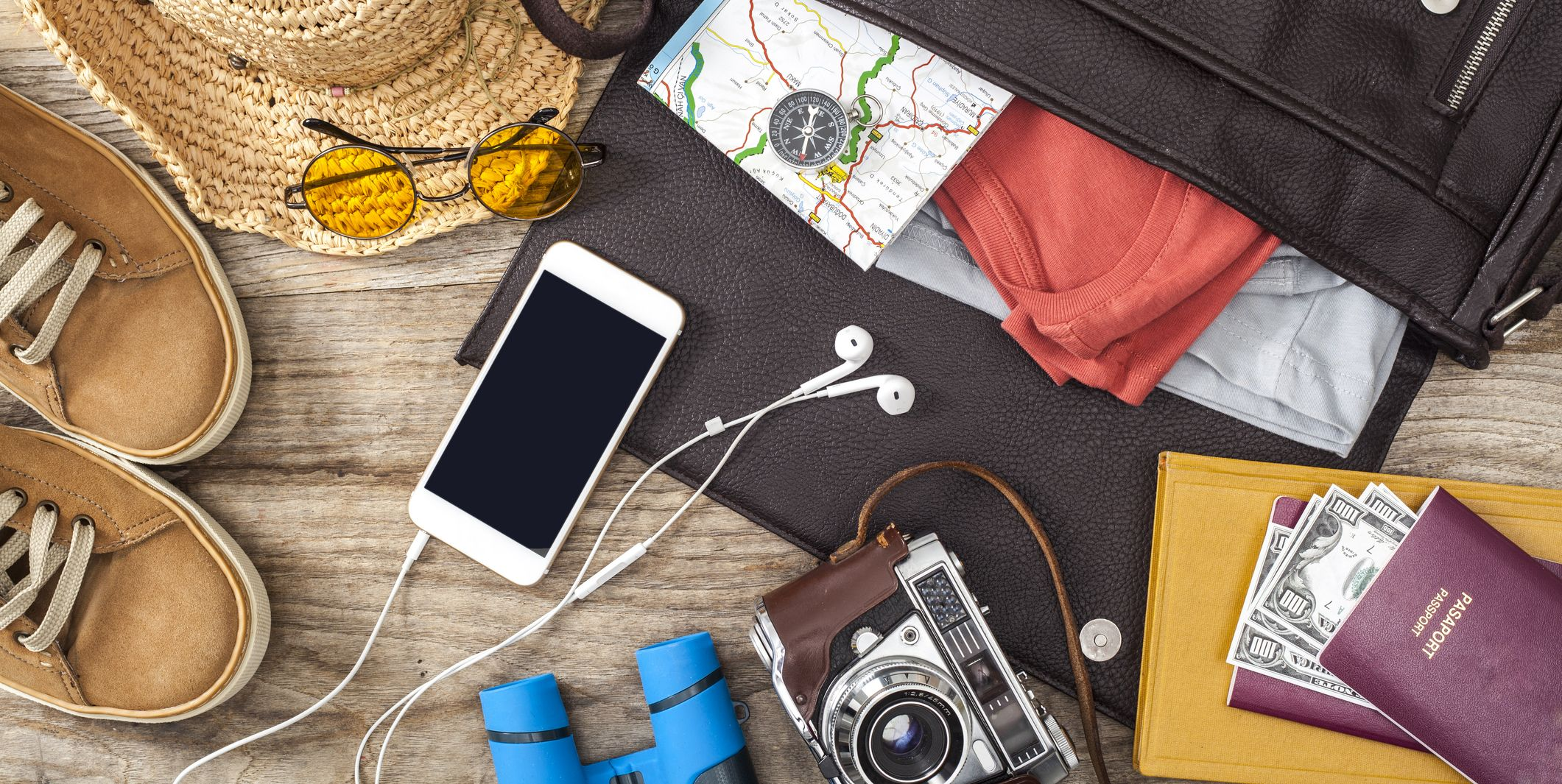 17 Best Travel Gadgets to Buy in 2019, According to the GH Institute