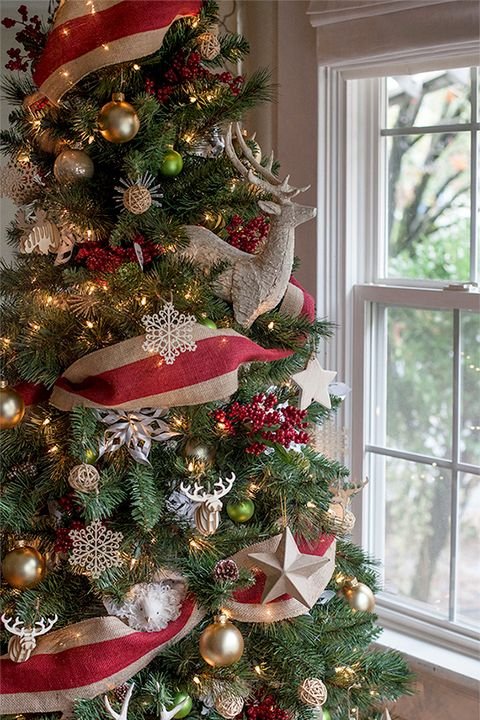 Old Fashioned Christmas Tree Decorations.56 Christmas Tree Decoration Ideas Pictures Of Beautiful
