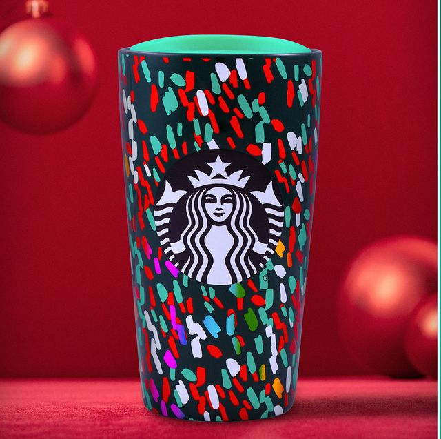 Starbucks Christmas Cups 2019.Starbucks Holiday Tumbler Sneak Peak Starbucks Holiday