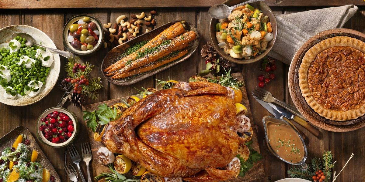 """Stop Worrying About """"Riding Off"""" Thanksgiving Dinner"""