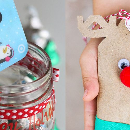 12 Diy Christmas Gift Card Holders Best Holiday Card Holder Ideas