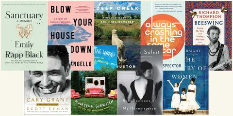holiday books, nonfiction, biography
