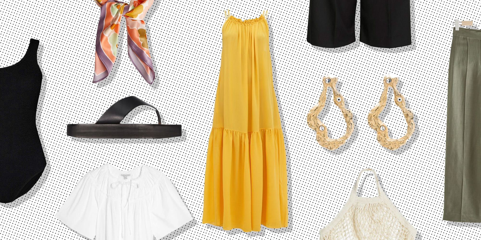 The 10 Holiday Essentials You Need In Your Summer Capsule Wardrobe