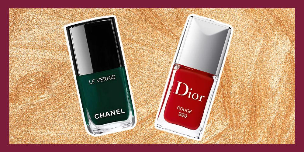 15 Pretty Nail Polish Colors Practically Made For Christmas