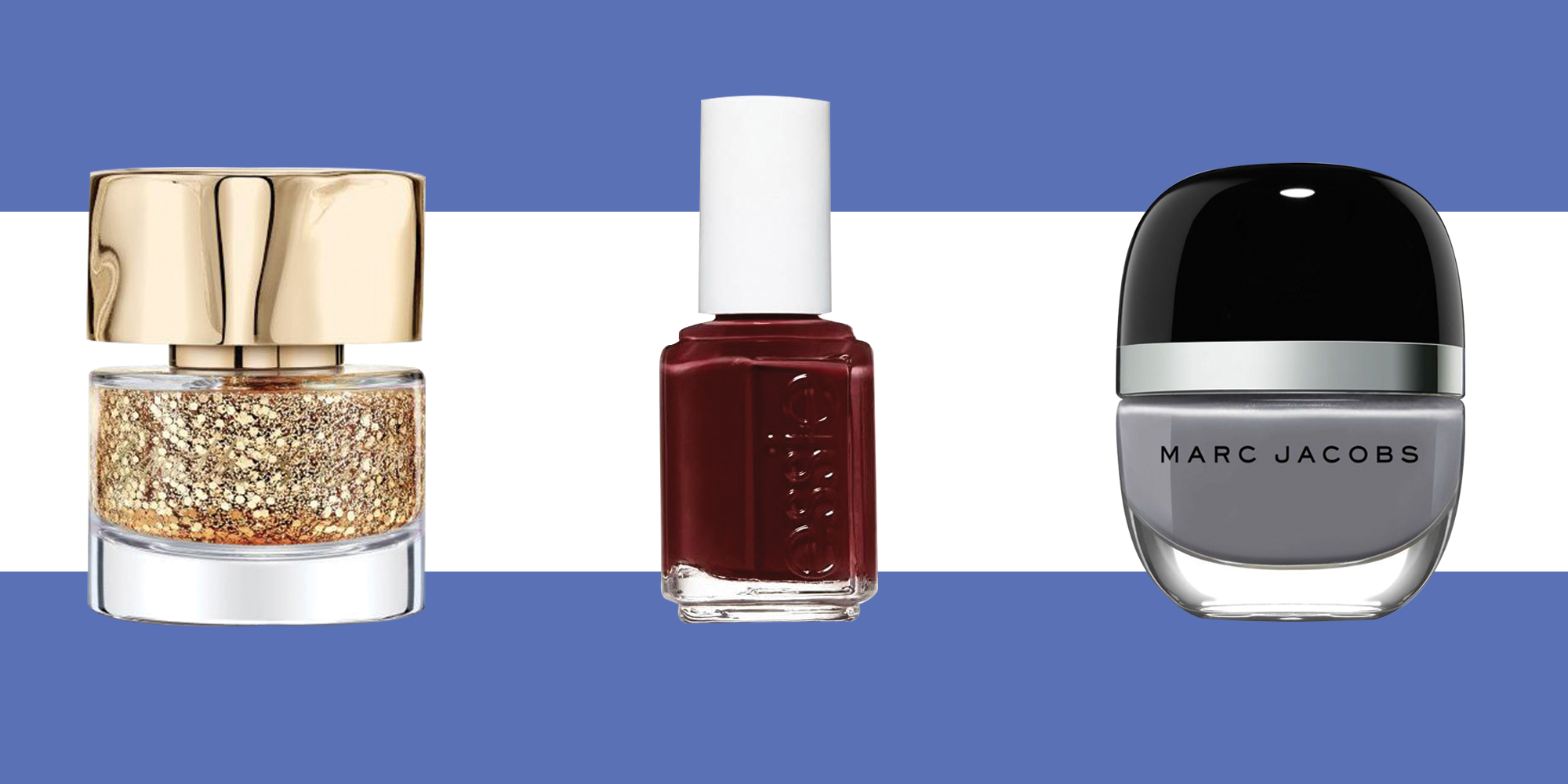 'Tis the Season to Wear These 12 Holiday Nail Colors