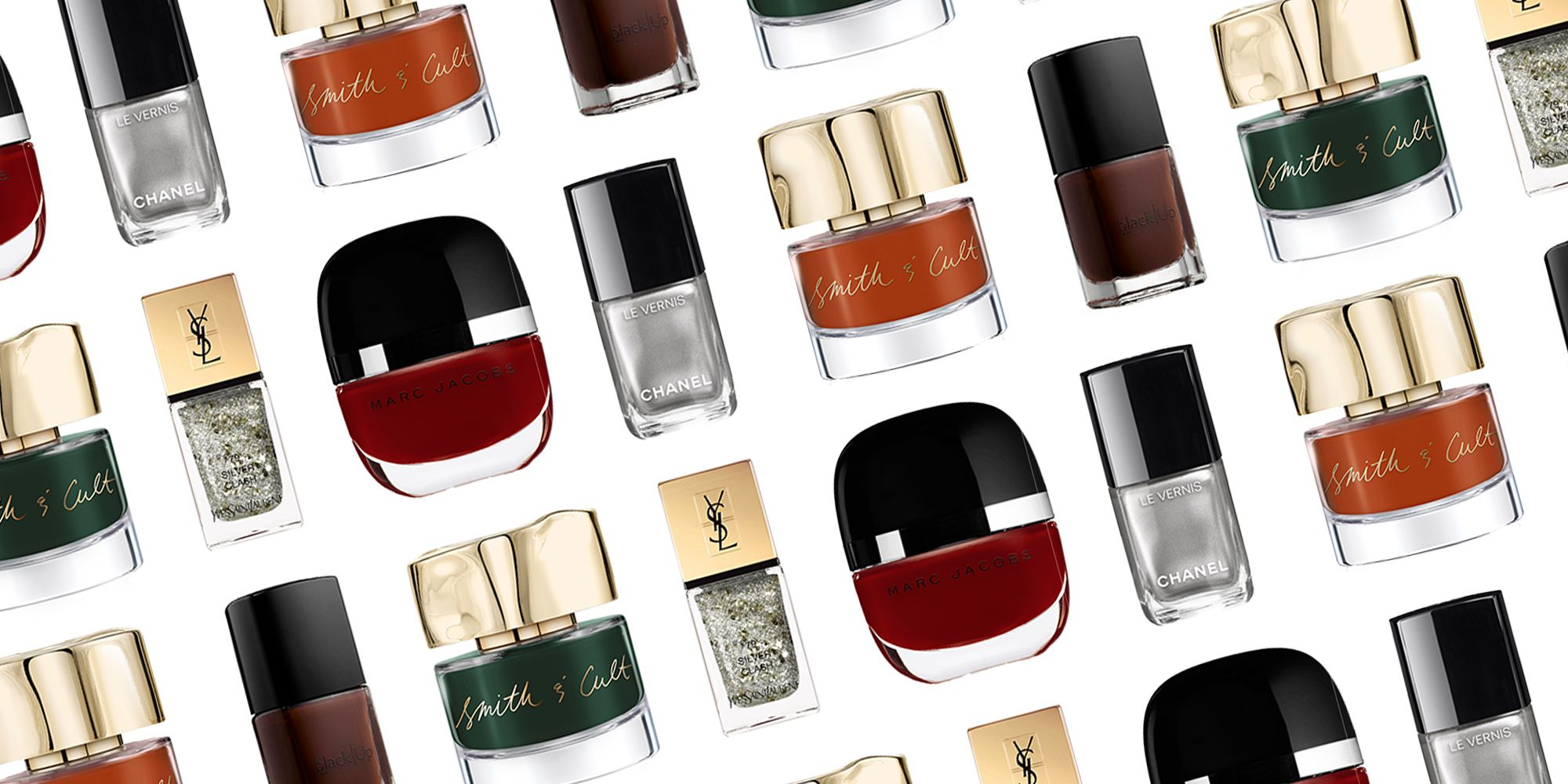 19 Trendy Winter Nail Polish Colors - 2017 Winter Nail Polishes to Try