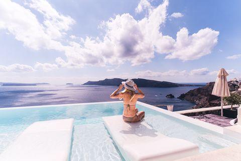 Sky, Vacation, Azure, Summer, Sea, Calm, Leisure, Fun, Tropics, Ocean,