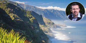 Holidays in Madeira - Adam Frost garden tour