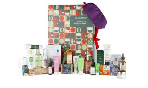 Holland & Barrett beauty advent calendar