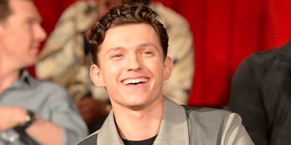 Tom Holland Just Wore The Perfect Spring Jacket