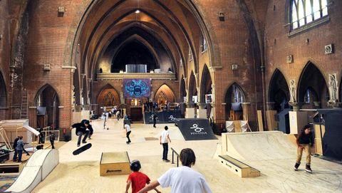 Kerkgebouwen Nederland