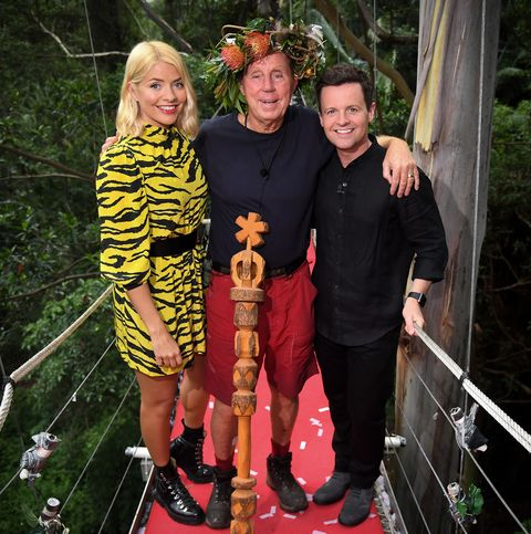 Holly Willoughby'I'm a Celebrity... Get Me Out of Here!' TV Show, Series 18, Australia - 09 Dec 2018