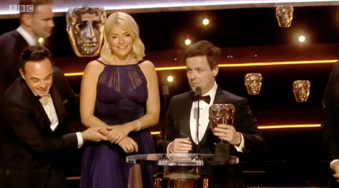 Here are all the BAFTA TV Award winners for 2019 as Killing Eve, Ant & Dec and Benedict Cumberbatch triumph