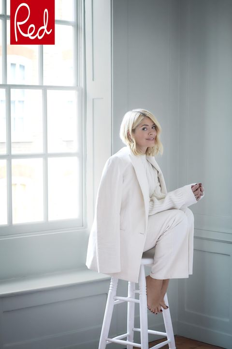 Holly Willoughby on not having it all interview
