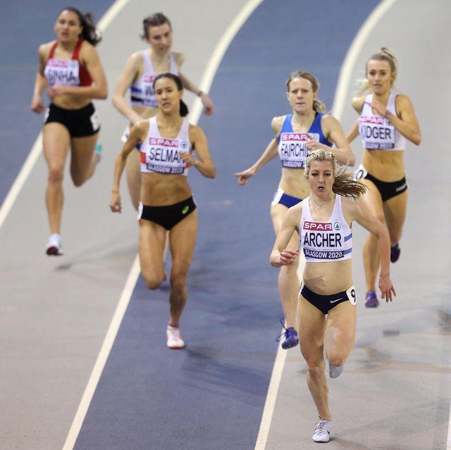 spar british athletics indoor championships   day two