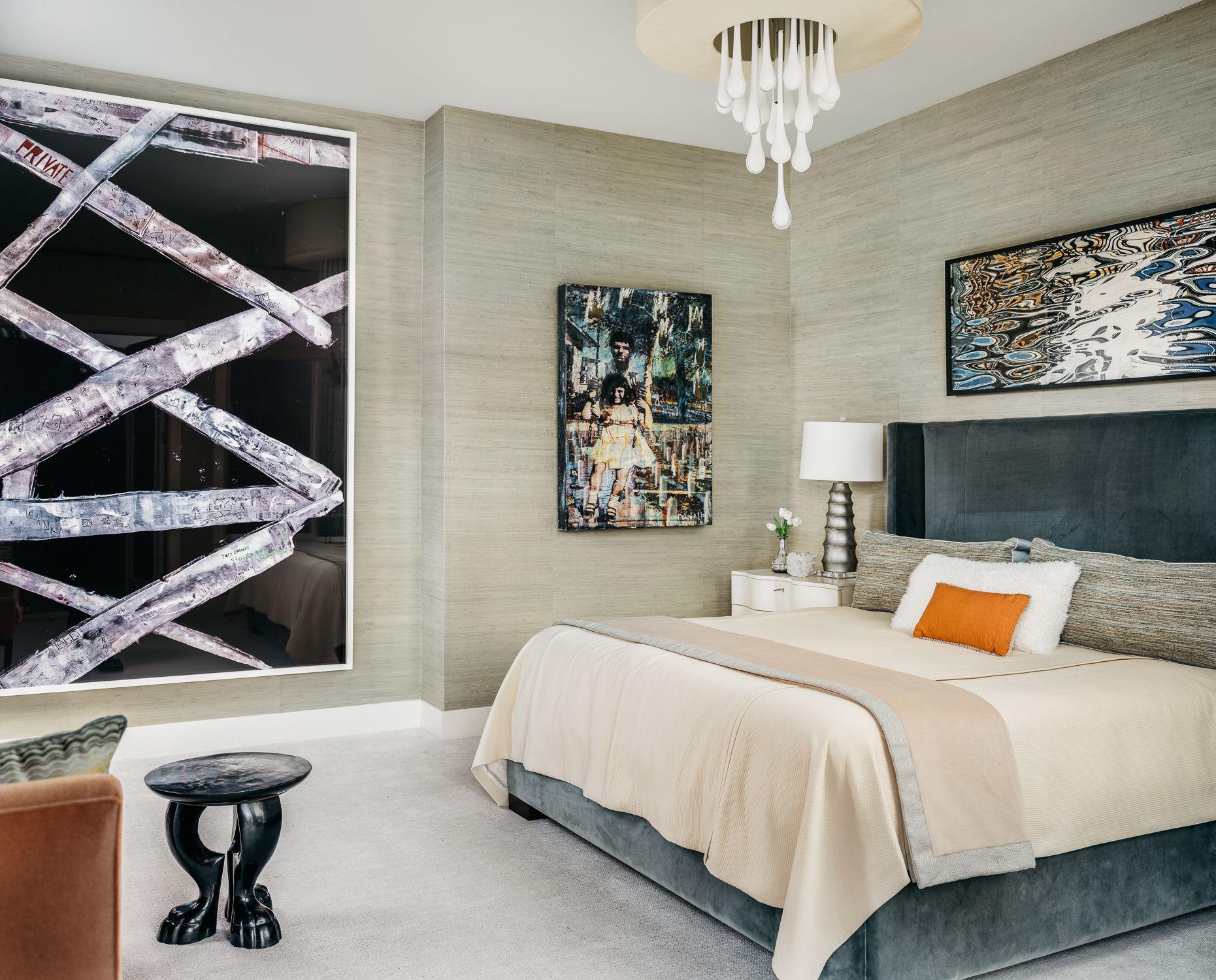 5 Bedroom Wallpaper Ideas - Statement Wallpapers We Love