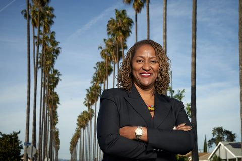holly mitchell la county board