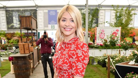 holly willoughby has been confirmed as ant mcpartlin s replacement