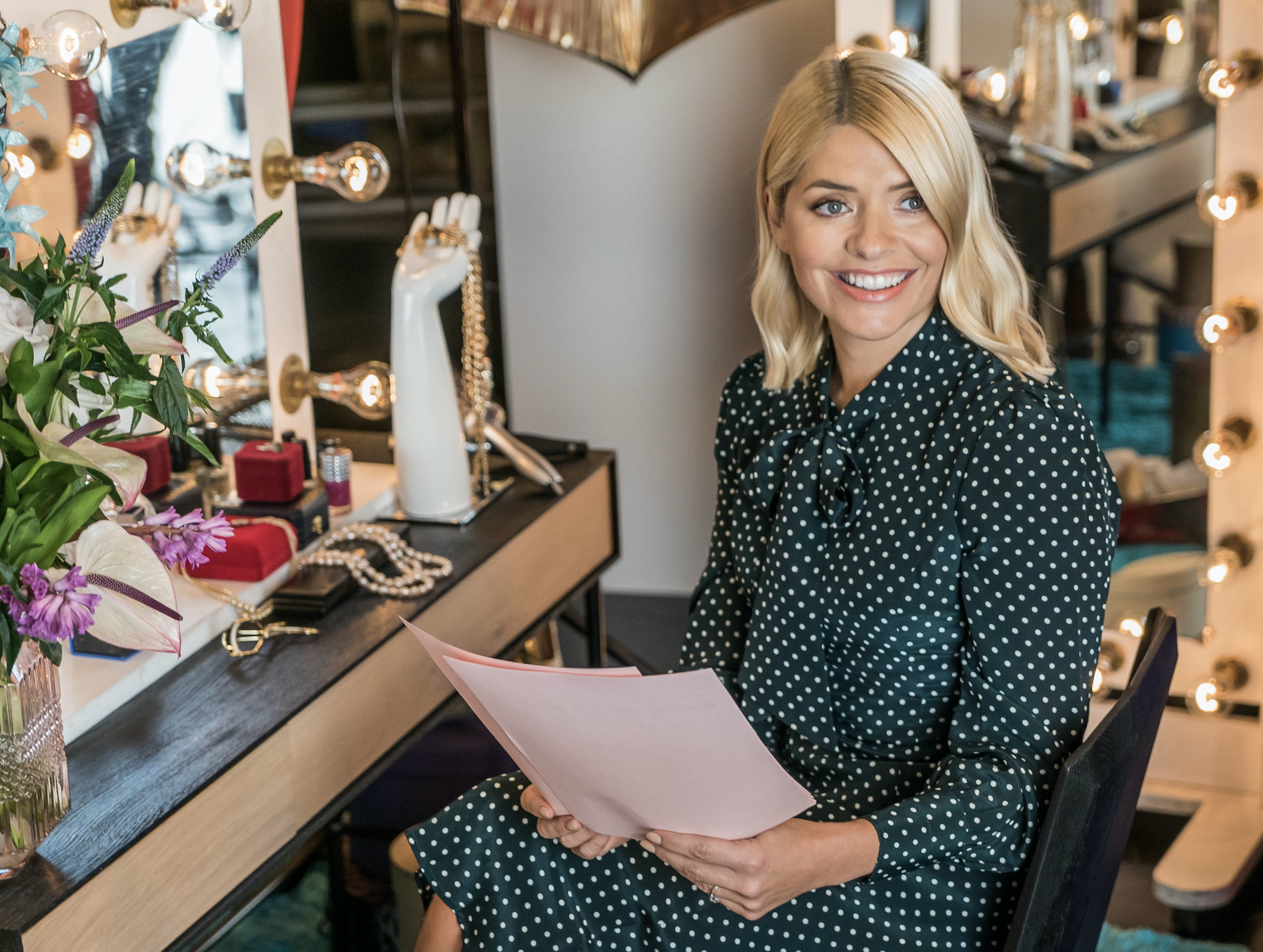 Holly Willoughby shares rare photo of adorable niece