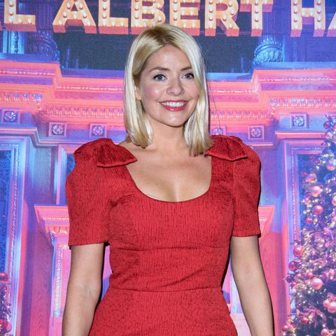 Holly Willoughby visits Lapland in festive M&S jumper