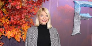Holly Willoughby family photo