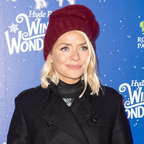 Holly Willoughby and her kids enjoy a family evening