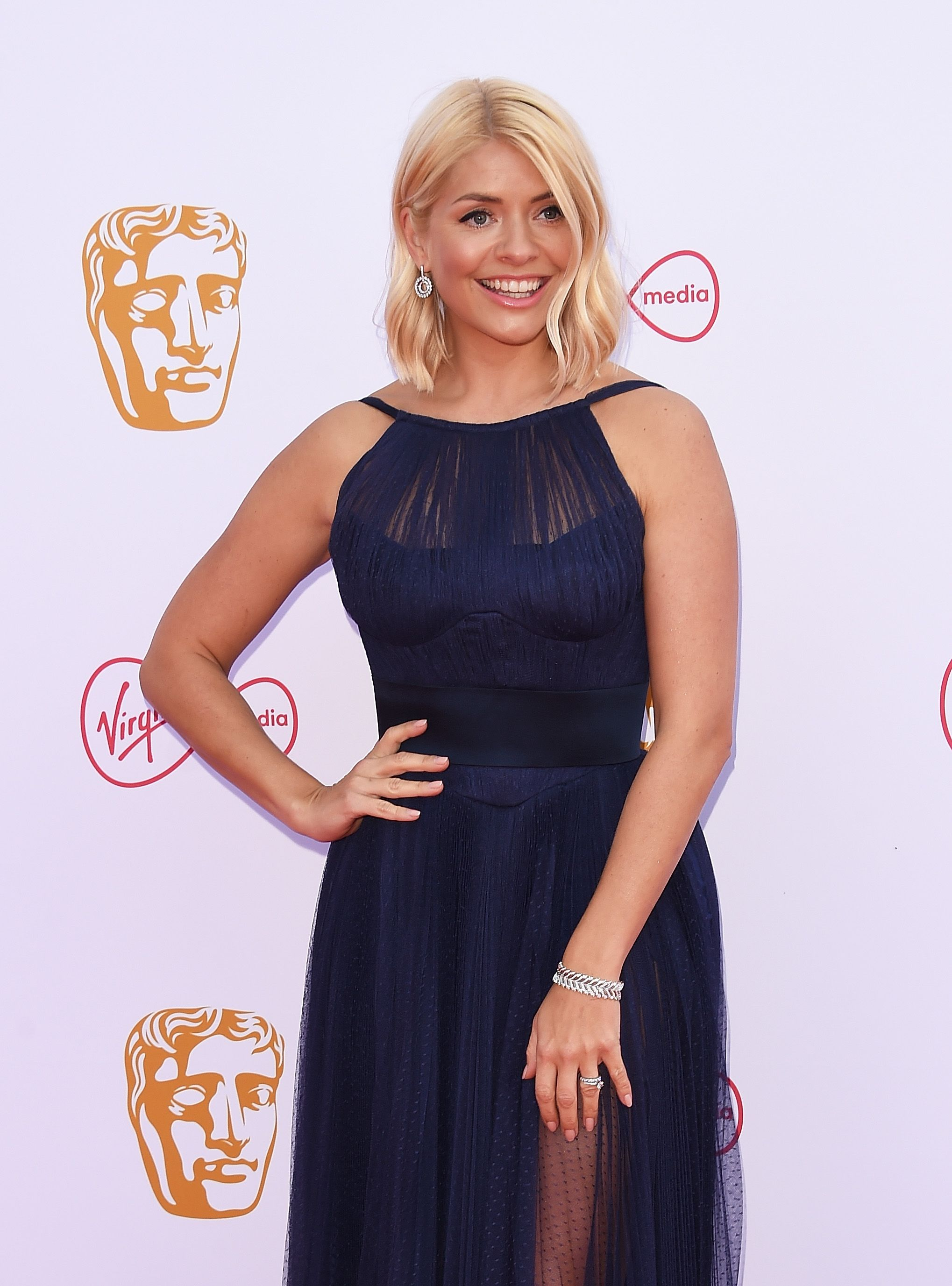 Holly Willoughby shares sweet family pic to mark the end of her holiday
