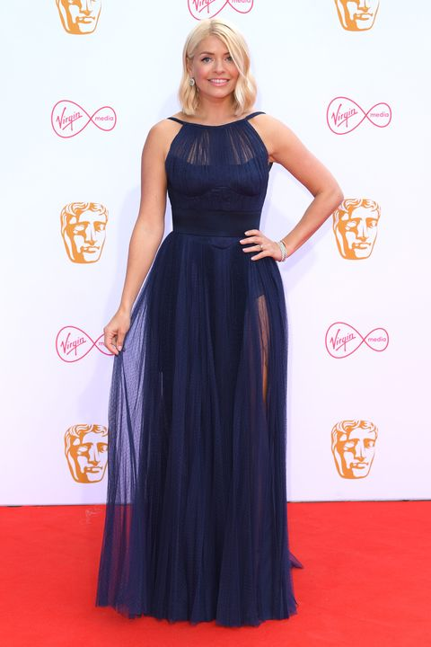 Holly Willoughby, BAFTA Awards 2019