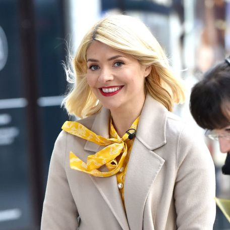 Holly Willoughby son chester