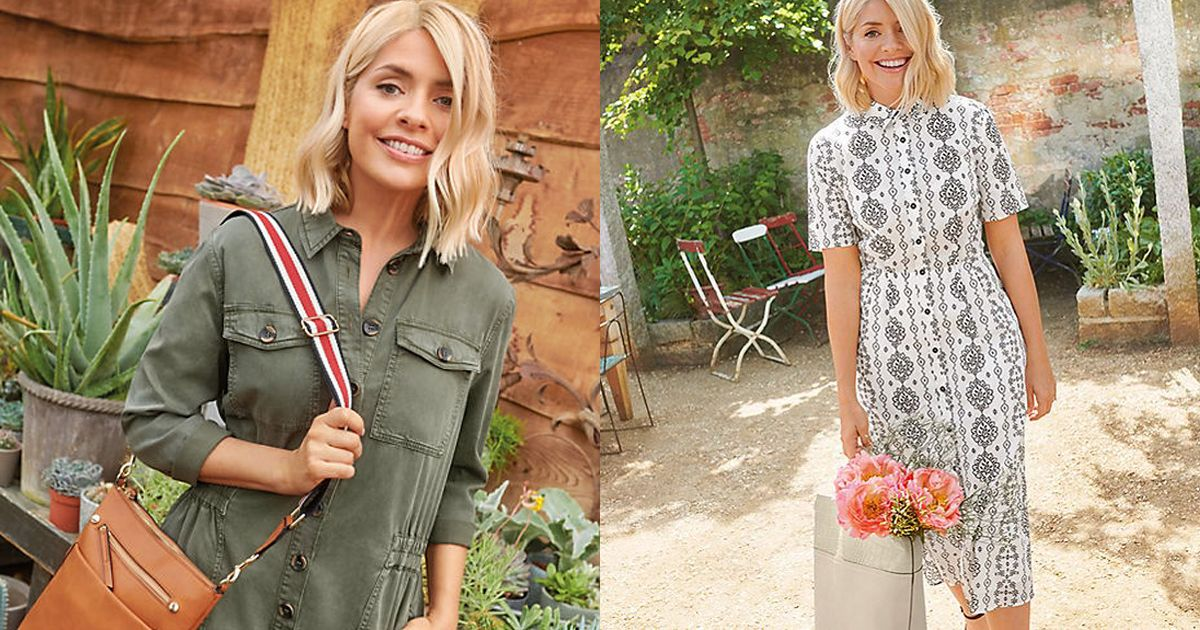 2aa5546a Every piece in Holly Willoughby x Marks & Spencer collection