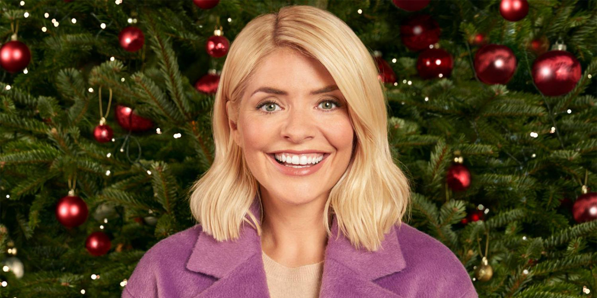 Holly Willoughby Marks & Spencer advert