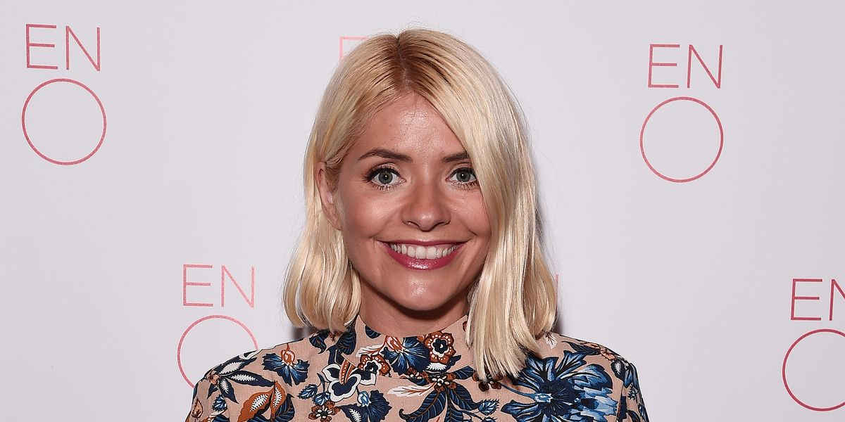Holly Willoughby looks ready for summer in gorgeous new M&S dress