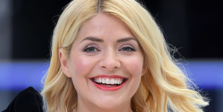 Holly Willoughby makes surprise appearance on This Morning